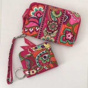 Wallet and Coin Purse Bundle